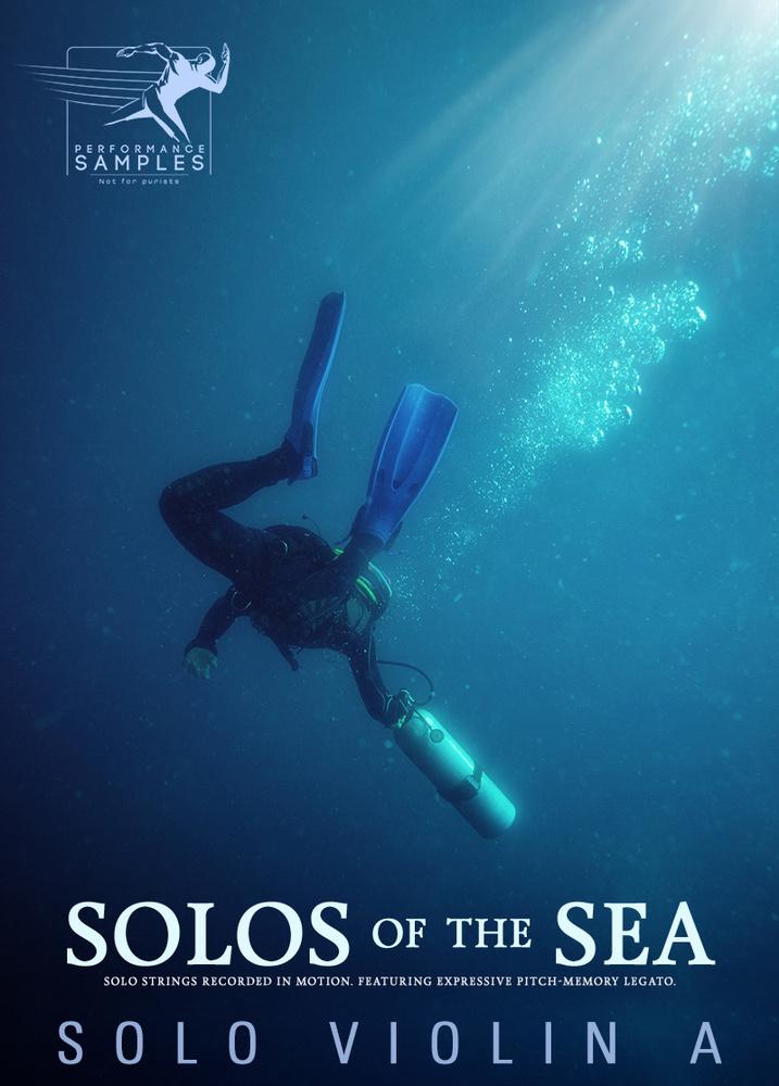 Solos of the Sea Solo Violin A وی اس تی ویولن بسیار خوش صدا و طبیعی