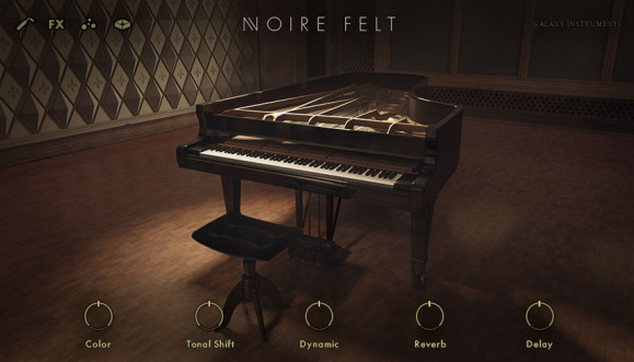 دانلود آپدیت وی اس تی Native Instruments Noire v1.1.0 KONTAKT UPDATE