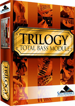 وی اس تی بیس spectrasonics Trilogy.1.2