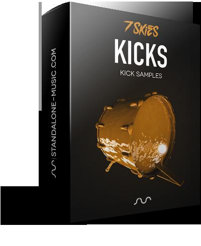 دانلود رایگان مجموعه سمپل KICKS by 7 Skies